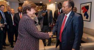 صندوق النقد.. تركيز دولي كبير على السودان .. وتوقعات بإعفاء الديون قريبا