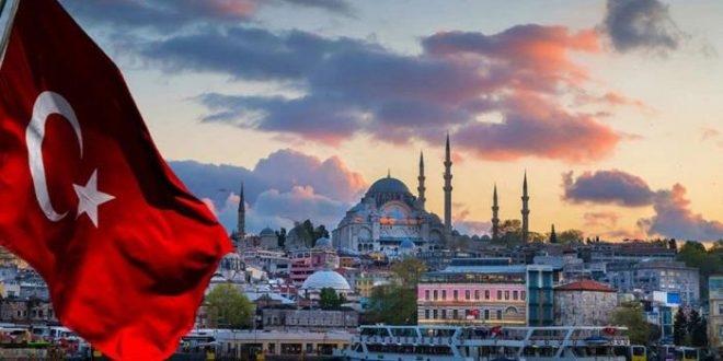عائدات السياحة التركية تتراجع 65 % والإنفاق الفردي وصل 10 مليارات دولار