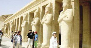 غنيم .. شتي في مصر دعاية قوية للسياحة وفرصة للتعرف على معالم الأقصر وأسوان