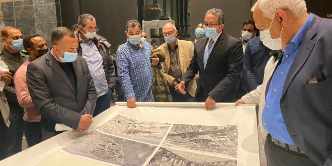 متحف عواصم مصر يستقبل عقد بيع أرض مكتوب بمياه الذهب ومصحف زوجة إسماعيل