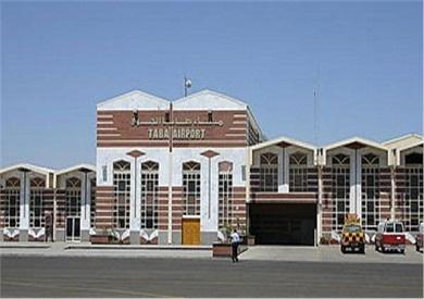 مستثمرو جنوب سيناء يطالبون بتشغيل مطاري طابا وكاترين لتنشيط حركة السياحة