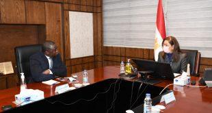مصر تطلع السنغال عن تجربتها فى التعامل مع كورونا وتحقيق معدل نمو إيجابي
