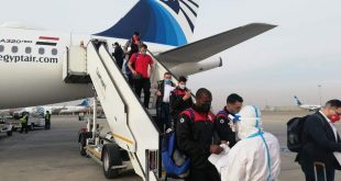مصر للطيران .. وصول جميع المنتخبات المشاركة في كأس العالم لكرة اليد للرجال2