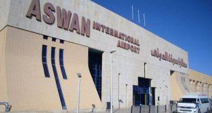 مطار أسوان يستقبل 5 رحلات داخلية اليوم لاستيعاب أعداد المسافرين من القاهرة