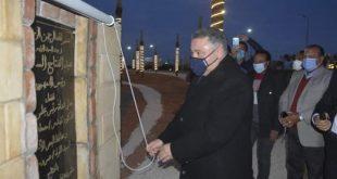 افتتاح ميداني سنزو وجهينة بعد التطوير يعيد الوجه الحضارى لمدينة الغردقة1