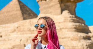 المدونون الأوكرانيون زاروا المعالم السياحية بالأقصر والقاهرة والجيزة33