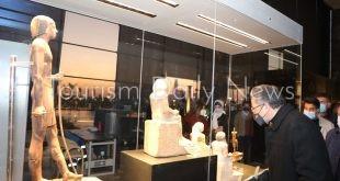 متحف عواصم مصر بالعاصمة الإدارية الجديدة يتجمل استعداداً لافتتاحه الوشيك