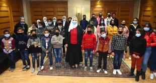 التضامن تنظم عدداً من الرحلات لأبناء دور الأيتام للتعريف بمعالم مصر