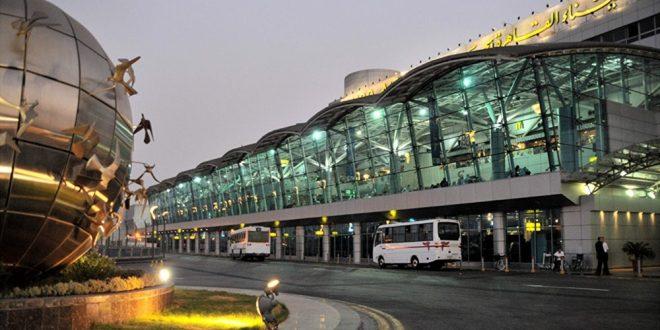 الانتهاء من تنفيذ مشروع تغيير منظومة السيور بالمطار الجديد