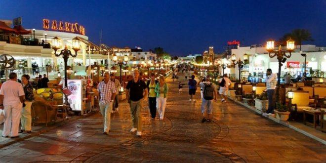 السياحة الإيطالية تعود لشرم الشيخ من بوابة الشيخ سامر خليفة فى أبريل