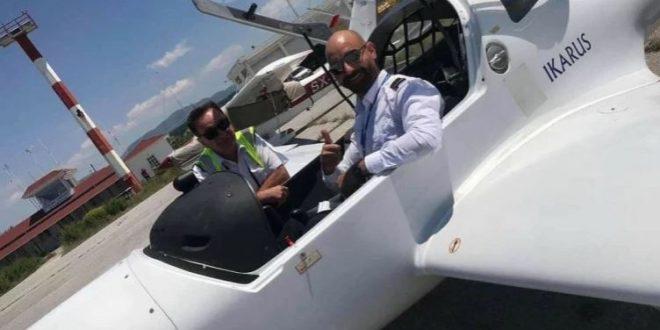 العثور على جثة الطيار العراقى وسط حطام طائرته في اليونان