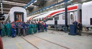 المجري يعود لمصر تصنيع وتوريد 1300 عربة قطار لصالح هيئة سكك حديد مصر