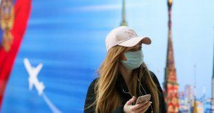 روسيا .. انخفاض معدل الإصابات الشهرية بفيروس كورونا 40 %