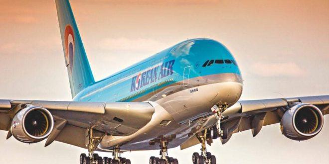 180 مليون يورو أرباح إحدي شركات الطيران الكورية في عام كورونا