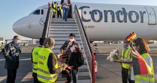 كوندور الألمانية تسير 4 رحلات للغردقة غداً .. من مطارات مختلفة