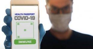 بريطانيا تبدأ إصدار جوازات سفر لمتلقي لقاح كورونا