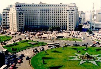 مصر تكشف عن خطة لإعادة استغلال مبنى مجمع التحرير وجذب السياحة للمنطقة