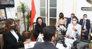 الهجرة تطلق مبادرة مصرية بـ100 رجل لإبراز جهود سيدات مصر بالخارج