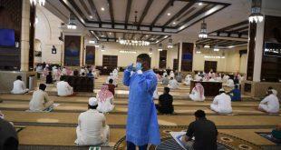 السعودية : إغلاق 5 مساجد بعد ثبوت 5 حالات إصابة بكورونا
