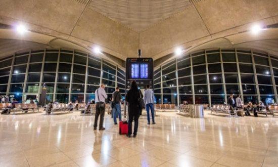 عودة حركة الطيران لطبيعتها بمطار الملكة علياء بالأردن