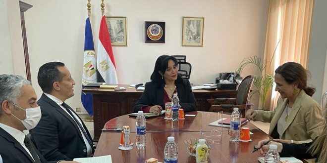 استئناف الحركة السياحية الوافدة لمصر من دولتين مهمتين محور لقائين لشلبي