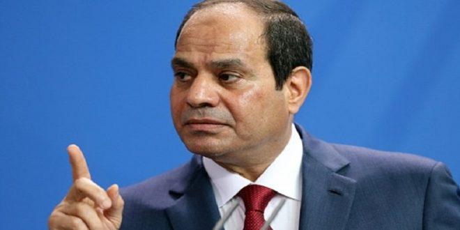 أول تعليق للرئيس السيسي على شحوط السفينة .. المصريون نجحوا في إنهاء الأزمة