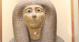 الملك سقنن رع تاعا بدأ حرب التحرير ضد الهكسوس وابنته القوية أحمس نفرتاري1