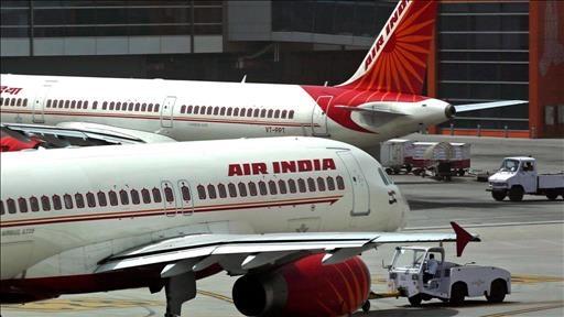 حكومة الهند تقترب من بيع شركة طيران اير إنديا ليمتد والعروض خلال 90 يوماً