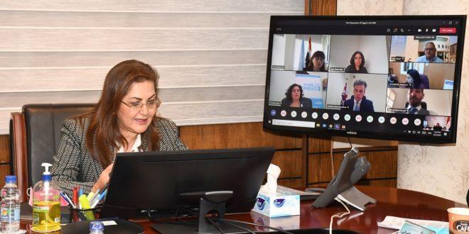 مشاورات مع الأمم المتحدة حول استعداد مصر لإعداد التقرير الطوعي الوطني