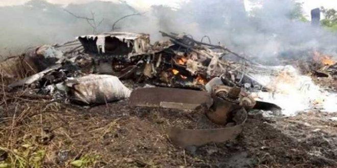 مصرع 10 فى تحطم طائرة في تحطم طائرة بولاية جونقلي جنوب السودان