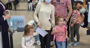 مطار شرم الشيخ الدولى يستقبل أولى رحلات شركة Avion Express من ليتوانيا1