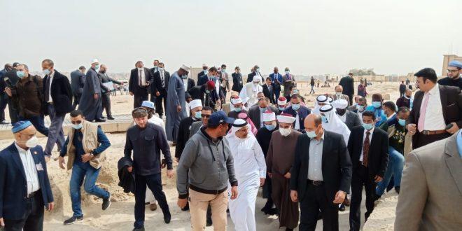 السياحة تستضيف 120 شخصية إسلامية من 40 دولة للترويج لمصر ومقاصدها