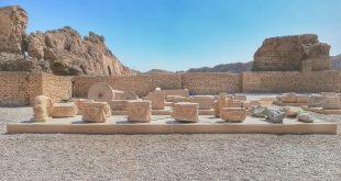 وزارة السياحة تنتهي من المرحلة الثانية من مشروع ترميم وتطوير معبد دندرة