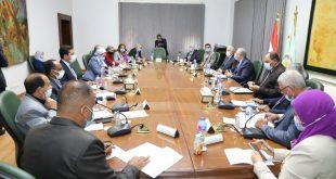 وزيران في جنوب سيناء لوقف الصيد الجائر والحفاظ على التوازن البيئي