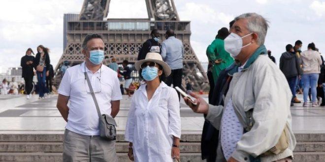 فرنسا تفرض قيوداً جديدة بسبب موجة كورونا الثالثة والمستشفيات فقدت السيطرة