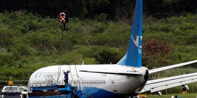 """حادث جديد لطائرة """"بوينج 737"""" بعد إقلاعها مباشرة"""