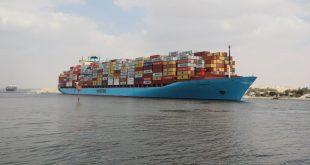 الفريق أسامة ربيع : قناة السويس تعمل بكامل طاقتها وعبور 81 سفينة اليوم1