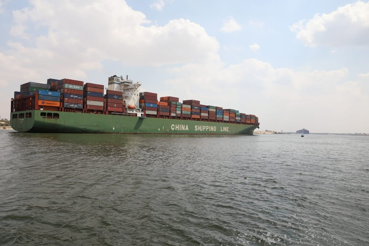 الفريق أسامة ربيع : قناة السويس تعمل بكامل طاقتها وعبور 81 سفينة اليوم