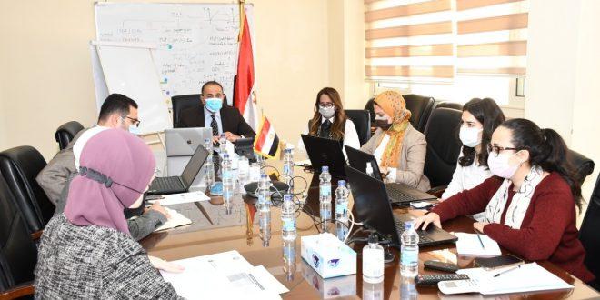 التخطيط تواصل عقد اجتماعات الأمانة الفنية للجنة متابعة تنفيذ أهداف التنمية