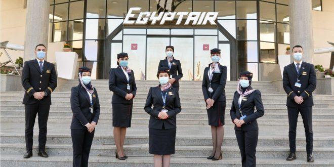 الزي الرسمي الجديد لأطقم الضيافة الجوية