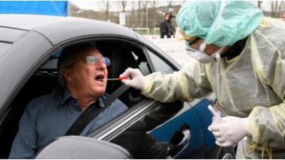 ألمانيا تسجل 25 ألف إصابة جديدة بكورونا و264 حالة وفاة في 24 ساعة