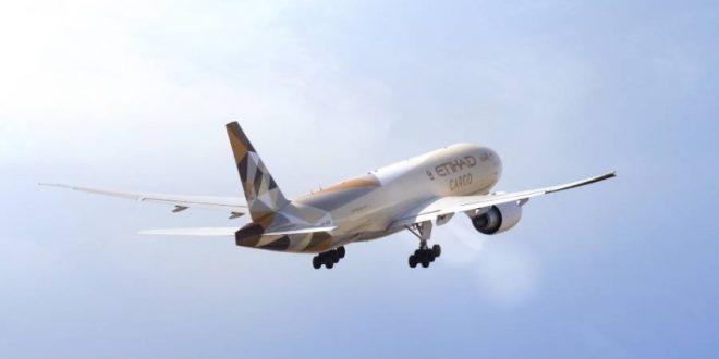 الاتحاد للطيران توسع عملياتها بتل أبيب في مجالات الشحن والخدمات اللوجستية