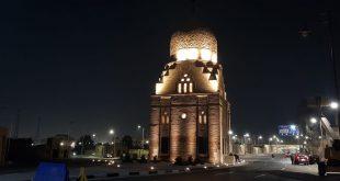 الانتهاء من أعمال ترميم قبة قانصوه أبو سعيد وأعمال تنسيق موقعها العام3