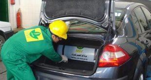 البترول تبدأ تشغيل أولى المحطات المتنقلة لتموين السيارات بالغاز الطبيعى