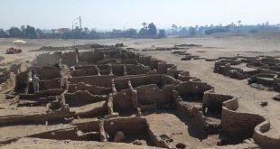 البعثة المصرية تعلن اكتشاف المدينة المفقودة تحت الرمال بالأقصر