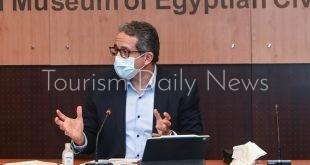 السياحة تحدد 30 جنيهاً للسماعة داخل متحف الحضارة ونظام جديد لعمل المرشدين