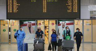 الكويت تبدأ إجراءات إعادة الرحلات مع مصر وتخاطب السلطات الصحية
