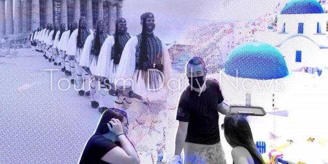 اليونان تفتح حدودها على البحري أمام السياح من دول الاتحاد الأوروبي بلا حجر
