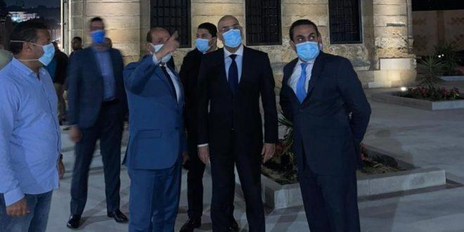 بدء تشغيل محور الفردوس الحر .. والجزار يتابع إحياء القاهرة الإسلامية