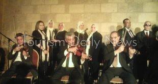 بيت السحيمى يستقبل حفل فرقة الغوري للموسيقى العربية والتراث واقبال جماهيري